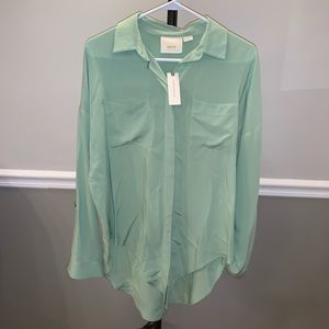 Anthropologie Maeve Blouse Size Small NWT